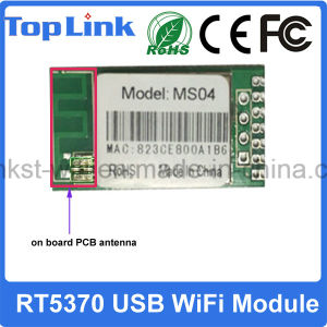 Top-Ms04 Ralink Rt5370 Mini USB Embedded Wireless WiFi Network Module for Set Top Box pictures & photos
