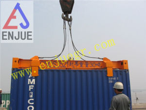 Manual Semi Automatic Container Lifting Spreader Container Lifting Beam pictures & photos