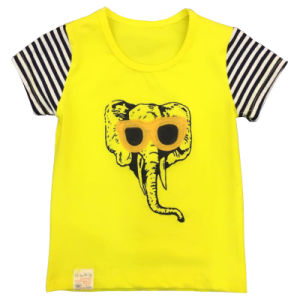 Kids Boys Clothes Spring Fashion T-Shirts pictures & photos
