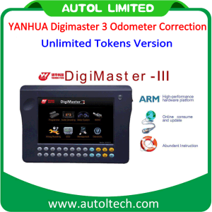 Car Mileage Correction Tool Digimaster 3 Change Car Mileage Reduce Kilometer Reset Tool with Unlimited Tokens 100% Original with Best Price pictures & photos