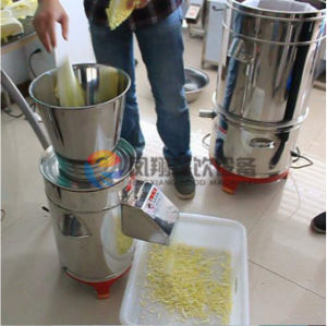 FC-105 Stainless Steel Vegetable Cutter, Stuff Chopping Machine, Cabbage/Melon Chopper pictures & photos