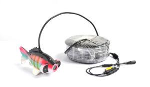 Color CCD Underwater Camera Cr006j with 20m to 300m Cable pictures & photos