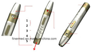 Adjustable Accurate Blood Lancing Device pictures & photos