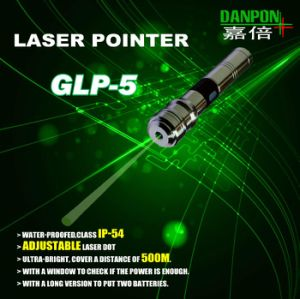 Hand Tool Danpon Green Laser Pointer Laser Pen pictures & photos