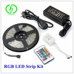 Cheap Wireless Waterproof Flexible RGB LED Strip Light Kit