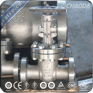 API Stainless Steel Flanged Gate Valve pictures & photos