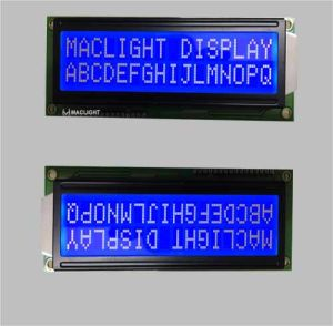 20X2 Character LCD Module Display with Blue Background pictures & photos