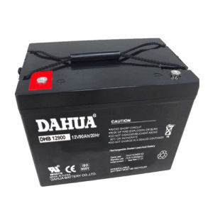 12V 90ah VRLA Sealed Lead Acid Maintenance Free UPS Battery pictures & photos