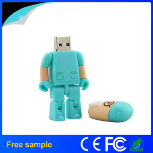 2016 China Supplier 4GB 8GB Plastic Doctor Shape USB Pendrive pictures & photos