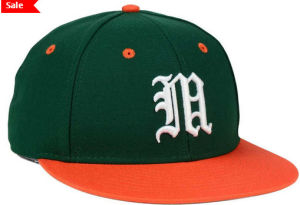 Green Orange Cotton 3D Embroidery Snapback Cap Hat Wholesale pictures & photos