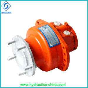 Poclain Piston Hydraulic Motor Ms02 Series for Sale pictures & photos