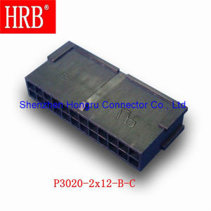 3.0 Pitch Connector of Hrb From China pictures & photos