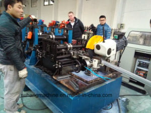 Slotted Galvanized Steel Strut C Channel Machine pictures & photos