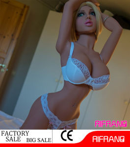 Latest Huge Breast Real Silicone Sex Doll for Men pictures & photos