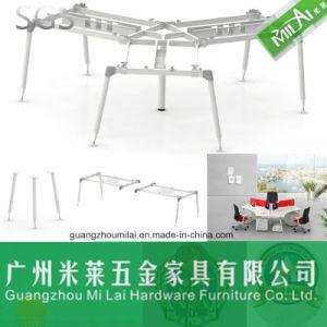 Cheap Office Furniture Metal Leg Modern Office Desk pictures & photos