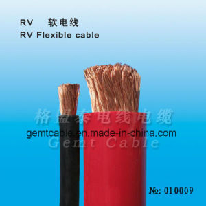 Security RV Flexible Electric Cable pictures & photos