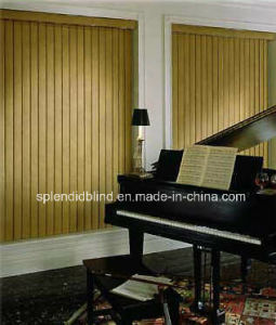 89mm/127mm Vertical Fabrics Blinds (SGD-V-3001) pictures & photos