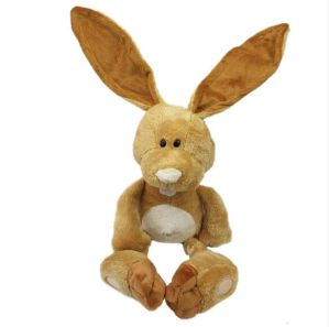 Easter Bunny Big Long Ears Rabbit Plush Toy pictures & photos
