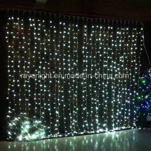 High Quality Christmas Home Decoration LED Curtain Light pictures & photos