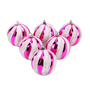 8 Cm Electroplating Christmas Balls, Watermelon Balls pictures & photos