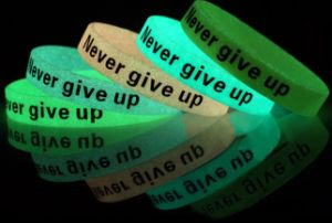 Custom Cheapest Silicon Wristband for Promotional Gifts pictures & photos