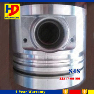 S4s Piston with Pin OEM (32A17-00100) Excavator Engine Spare Parts pictures & photos