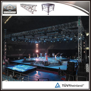 Wholesale Indoor Dance Stage Aluminum Lighting Truss System pictures & photos