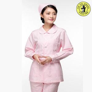 Fashionable New Style Nurse Hospital Uniform Dress Designs pictures & photos