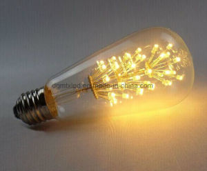 3W new design LED bulb warm light 2700K pictures & photos