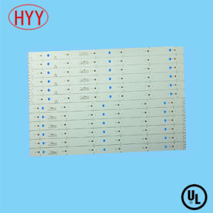 High Power LED Aluminum PCB, Metal Core Alu PCB, Metal Alu PCB (HYY-056) pictures & photos