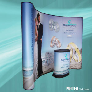 Trade Show Backdrop Stand 10X8ft in Advertising Display pictures & photos