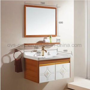Best Selling Hot Product Bathroom Basin Alumimun Vanity pictures & photos