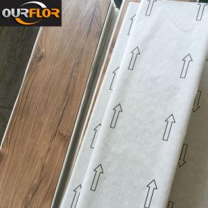 "Self-Adhesive PVC Vinyl Floor Tiles / PVC Vinyl Flooring with Sticker (2mm, 6""X36"") pictures & photos"
