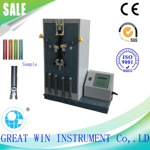 Electronic Zipper Pull Fatigue Strength Tester (GW-050) pictures & photos
