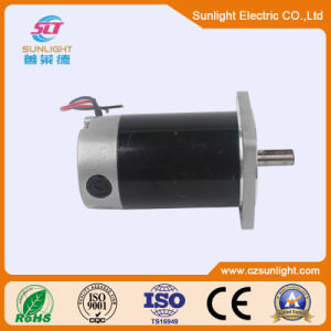 24V DC Electrical Brush Motor for Industrial Parts pictures & photos