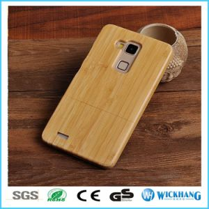 Natural Bamboo Wood Phone Case pictures & photos