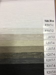 New Arrival Dim-out Roller Blind Fabric R2017 Series pictures & photos