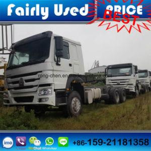 Used Sinotruck HOWO Truck Tractor 2015 Model Sinotruck Truck Head