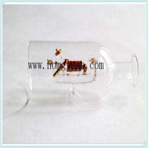 Heat-Resistant Glass Jar Cover for Cake pictures & photos