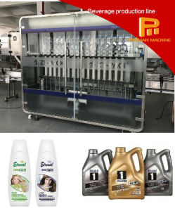 Linear Intelligent (servo) Viscous Liquid Filling Machine pictures & photos