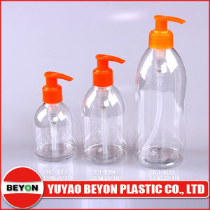 170ml Liquid Soap Pet Plastic Bottles (ZY01-B093) pictures & photos
