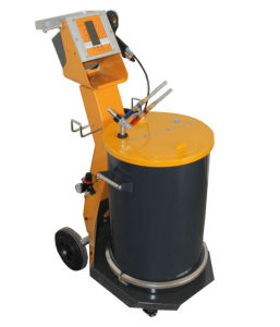 Electrostatic Powder Paint Spray Machine with Coating Gun (COLO-171S) pictures & photos