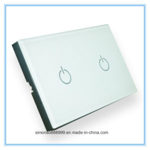 120 Type Bluetooth Mobile Phone APP Control Touch Crystal Wireless Switch pictures & photos