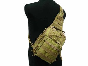 Military Molle Tactical Hiking Sling Bag pictures & photos