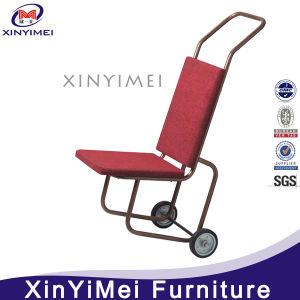 Durable Transfer Chair Used Hand Trolley pictures & photos