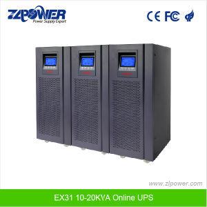 3/1phase 10-20kVA High Frequency Online UPS pictures & photos