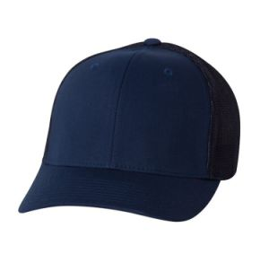 Cotton and Polyester Trucker Cap pictures & photos