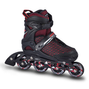 Semi Soft Inline Skate (SS-153A-91402) pictures & photos