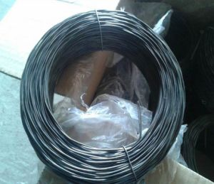 1.24mm Double Black Annealed Twisted Iron Wire pictures & photos