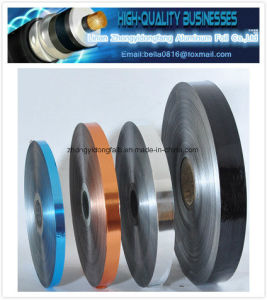 Various Specs Aluminum Foil Mylar Tape Film for Cable and Air-Duct pictures & photos